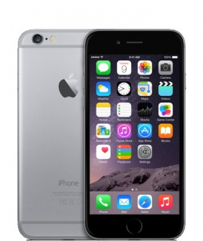 Смартфон Apple iPhone 6 (16Gb) Black