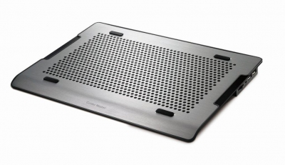 Cooler Master A200 Silver NotePal Notebook Cooler
