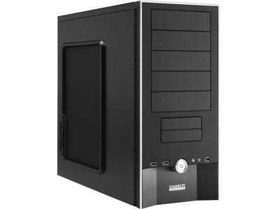 Корпус Gigabyte iSolo 210 Black