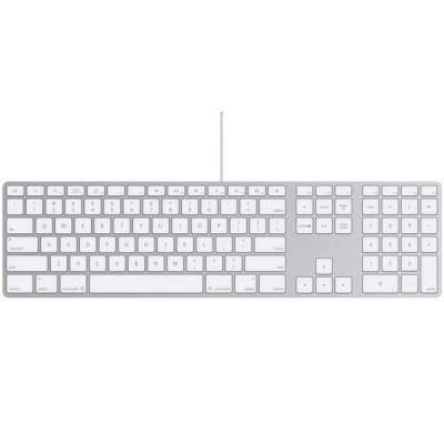 Клавиатура Apple Keyboard MB110RS/RU