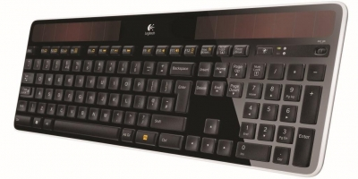 Клавиатура Logitech Wireless Solar Keyboard K750