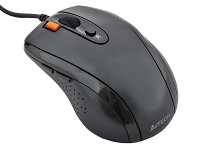 Мышь A4-Tech V-Track Mouse N-70FX-1 Black