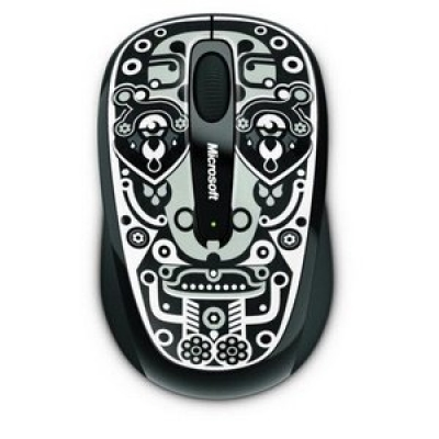 Мышь Microsoft Wireless Mobile Mouse 3500 Limited Edition Artist Series