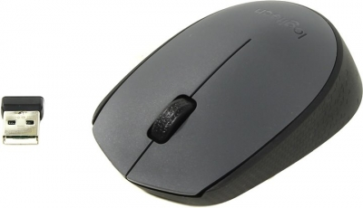 Мышь Logitech M170 Wireless Mouse